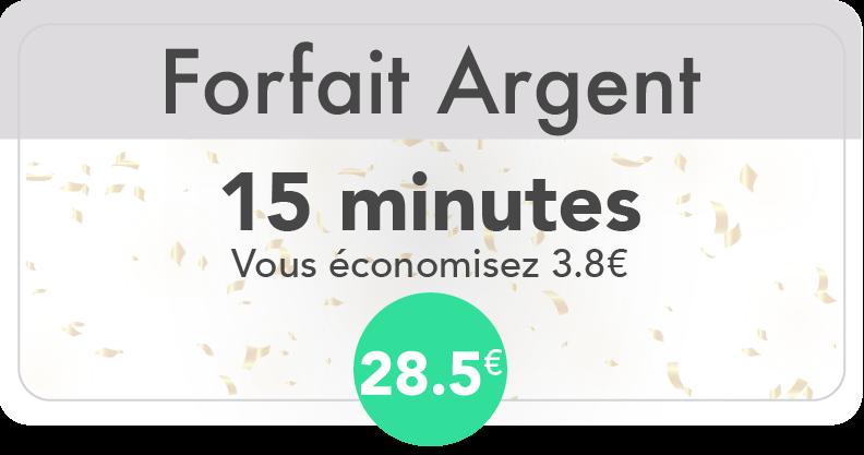 forfait Argent