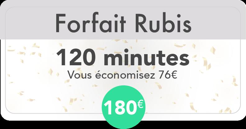 forfait Rubis